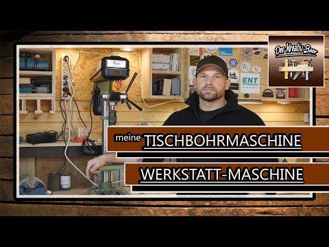 ✅ Werkstatt Maschine | Tischbohrmaschine| Standbohrmaschine