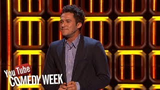 Justin Willman - The Big Live Comedy Show Highlights - YouTube Comedy Week