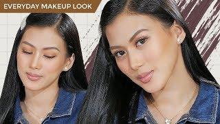 Everyday Makeup Look With Alex Gonzaga