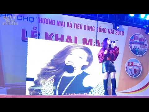 Đừng Xa Tôi - Wendy Thảo (Live HCTM Biên Hòa) - Thời lượng: 3 phút, 53 giây.