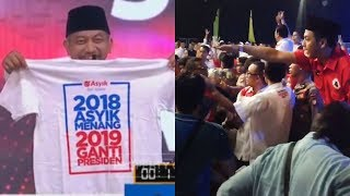Video Debat Pilgub Jabar Ricuh saat Siaran Langsung Usai Paslon Nomor 3 Angkat Kaus '2019 Ganti Presiden' MP3, 3GP, MP4, WEBM, AVI, FLV Mei 2018