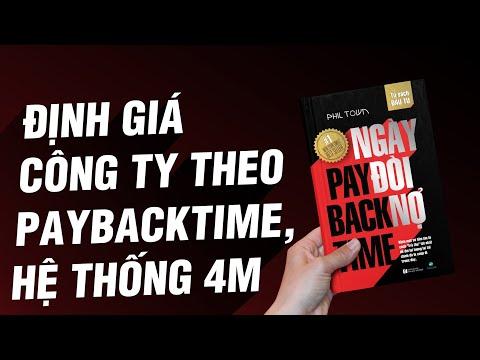 Định giá cổ phiếu theo phương pháp Payback Time