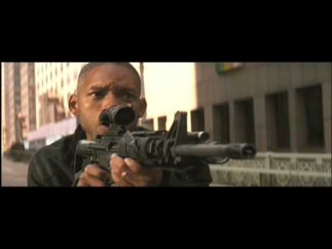 I Am Legend Fred Scene Recreation
