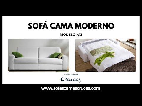 sof cama moderno