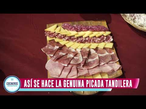 Salame, Industria Argentina