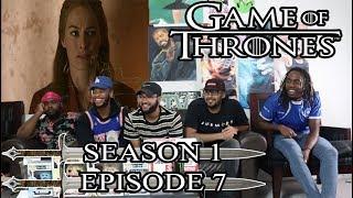 Game Of Thrones Season 1 Episode 7 Reaction Review
