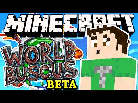 MINECRAFT (Worldbuscus) — WORLDBUSCUS MINECRAFT SERVER BETA