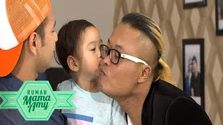 Video Gemes! Rafathar Ketawa Digodain Sule - Rumah Mama Amy (12/4) MP3, 3GP, MP4, WEBM, AVI, FLV Oktober 2017