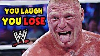 Video WWE Funniest Moments - YOU LAUGH YOU LOSE! #1 (2018) MP3, 3GP, MP4, WEBM, AVI, FLV Juni 2019