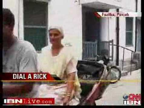 Dial a Rickshaw