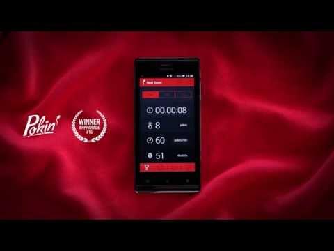 PŘEDSTAVUJEME: Pokin – Chytrá aplikace, která změří váš sexuální výkon