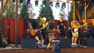 Video Saphet - Východ z temnoty  live 2018 Dolany u Ol.