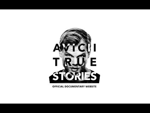 AVICII TRUE STORIES: Documentary Website Case Movie