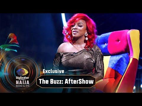 The Buzz Aftershow: Toke Makinwa reviews week eight – BBNaija |Big Brother:Shine Ya Eye|Africa Magic