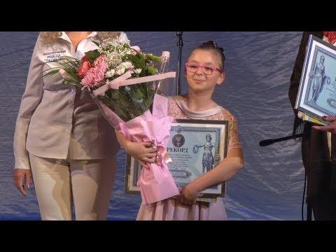 9-ти річна житомирська бандуристка стала рекордсменкою України