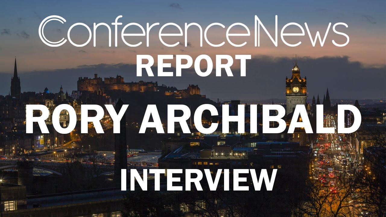 Martin Fullard meets VisitScotland's Rory Archibald