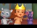 குட்டிப் பையன் Ver 20 | Tamil Rhymes n Baby Songs for Children | Infobells