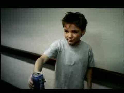 David Beckham Pepsi Advertisement - Funny Video