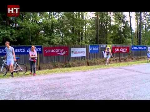 В окрестностях деревни Долгий Бор прошёл традиционный Крестецкий триатлон
