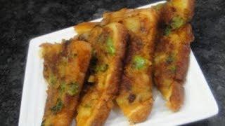 Potato Bread Toast