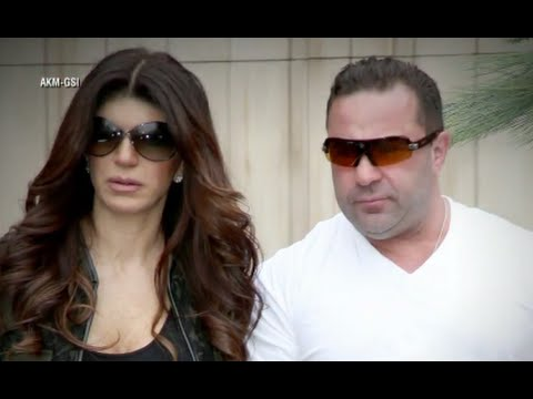 'Real Housewives' Star Joe Giudice Reports to Prison