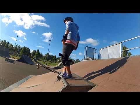 Skatepark Throwaway