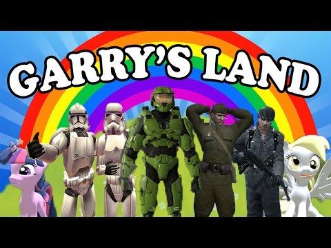 Garry's Land (видео)