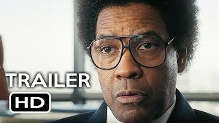 Video Roman J Israel, Esq.  Official Trailer #1 (2017) Denzel Washington, Colin Farrell Drama Movie HD MP3, 3GP, MP4, WEBM, AVI, FLV Oktober 2017