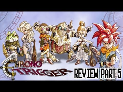 preview-Chrono Trigger (Snes/PSX/DS) Review Part 5 (Kwings)
