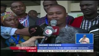 AFC Leopards Elect Its Leaders At Kasarani Stadium