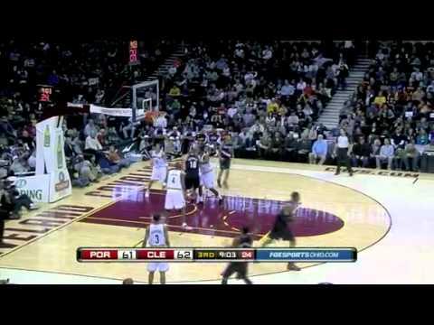 Portland Trail Blazers 111 – Cleveland Cavaliers 105