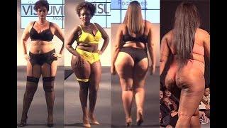 Video Fashion Big Size Dress  Large Size Bikini Show MP3, 3GP, MP4, WEBM, AVI, FLV Juli 2018