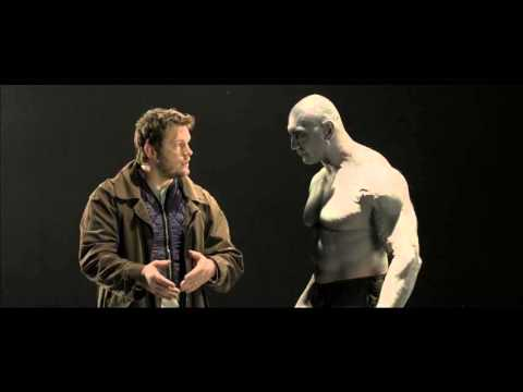 Chris Pratt and Dave Bautista Screen Test Marvel s Guardians of the
