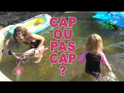 CHALLENGE • Cap ou Pas Cap Aquatique :) - Studio Bubble Tea challenge
