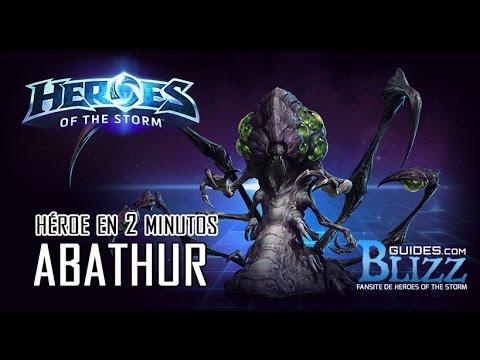 Heroes of the Storm: Abathur en 2 minutos