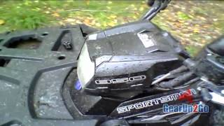1. Polaris SPORTSMAN XP® 850 EPS Review- GearUp2Go.com ATV SuperStore