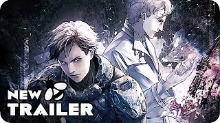 Nonton Genocidal Organ Trailer  2017  Sci Fi Anime Film Subtitle Indonesia Streaming Movie Download