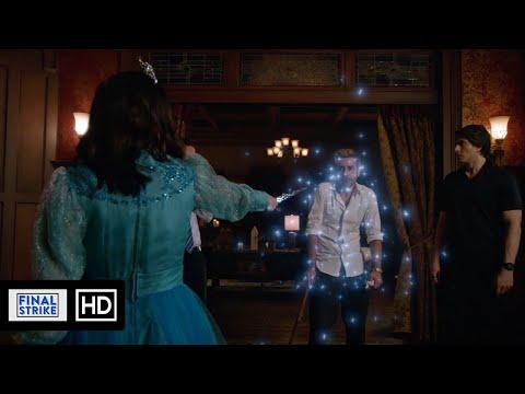 Nora Tries To Heal John Constantine Scene | DC's Legends Of Tomorrow 5x05