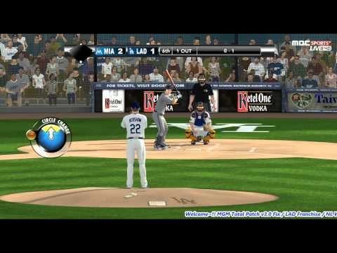 how to apply mlb patch