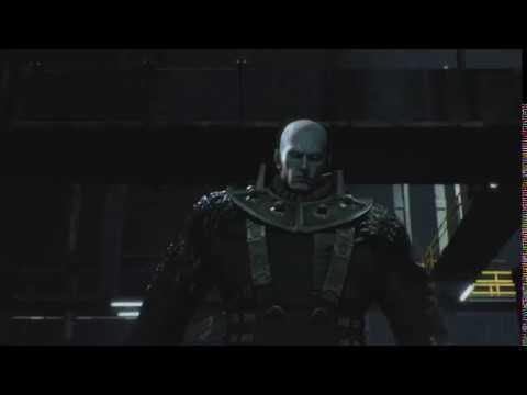 Resident Evil  Damnation (2012)   Tyrant Scene' Part 1