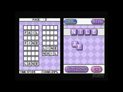 Crosswords Nintendo DS