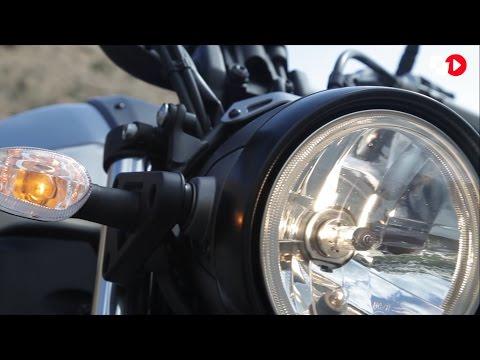 Vídeos Yamaha XSR700