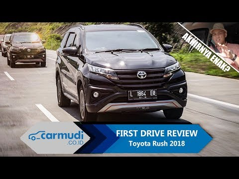 Toyota Rush 2018 Indonesia FIRST DRIVE REVIEW