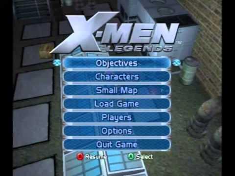x-men legends gamecube cheats