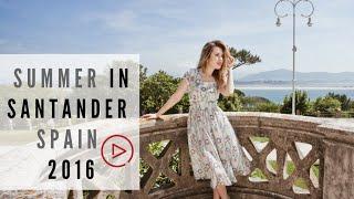 Santander Spain  city photos : Summer in Santander, Spain (2016)