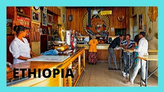 Tomoca Coffee Shop, Addis Ababa, Ethiopia