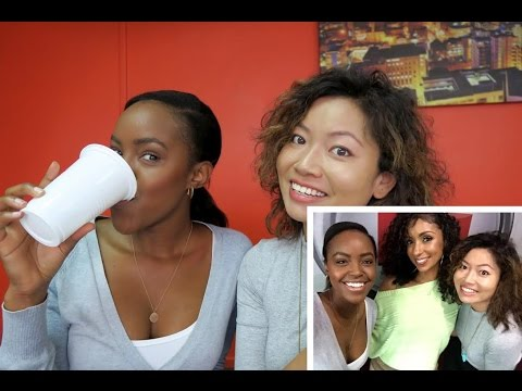 Our2Cents Ep. 93: Singing Gargle Challenge (and meeting Mya!!!)