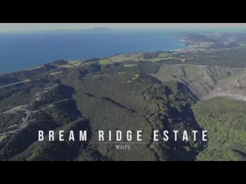 Bream Ridge Estate - 135 acres of extremely rare New Zealand land for sale