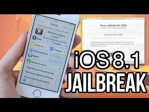 4s - Voici mon tutoriel expliquant comment faire le Jailbreak Untethered de votre iPhone 6, 6 Plus, 5s 5c, 5, iPhone 4S, iPod touch 5G, iPad Mini, iPad 2/3/4 et Air sous iOS 8.1, 8.0.2, 8.0.1 et...