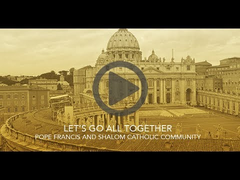 Shalom Convention Rome 2017 – 35 Years – Let's go together!